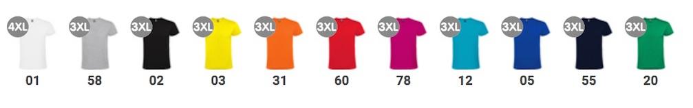 100 T-Shirt personalizzate con stampa 1 colore